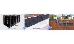 Leiyuan - Model M2016B - Soakaway Crates - Underground Stormwater Drainage System Plastic Crates