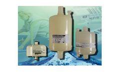 Model WF3 - WF3RK4 - WF3RK4NPT - Capsule Filter