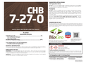 Bio-Gro - Model CHB 7-27-0 - Calcium & Micronutrient Compatible Liquid Phosphate Fertilizers Brochure