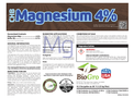 Bio Gro - Model CHB % - Magnesium Fertilizer Brochure
