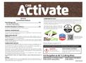 CHB Activate - Model 2-5-0 - Organic Fertilizer Brochure