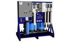 Water Treatment Systems for Humidification