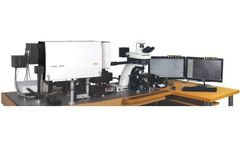 Confotec - Model NR500 - 3D Scanning Laser Confocal Raman Microscope