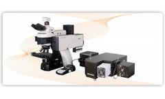 Confotec - Model MR350, MR520, MR750 series - 3D Scanning Laser Raman Confocal Microscope
