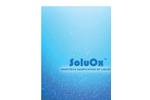 ClearBlu - Waterfall Screens - Brochure