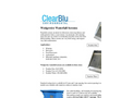 ClearBlu - pH Balancing Systems - Brochure