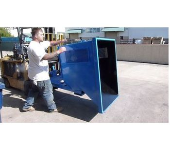 ClearBlu - Dewatering Hoppers