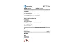 Model 1000 ppm (µg/mL)- AA - AASB1-500ML - Antimony Brochure