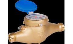 GWF - Model MTK - Multijet Residential Water Meters