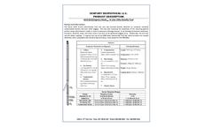Century Geophysical - Model 4239 - Express Stack In-Line Litho Density Tool Brochure