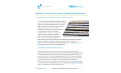 Materials Testing Applications: Temperature Monitoring - Application Note