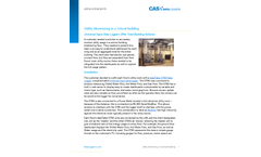 Utility Monitoring in a School Building - Application Note