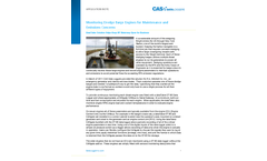 Monitoring Dredge Barge Engines for Maintenance and Emissions Concerns - Application Note