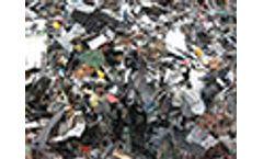 D SERIES Two shaft shredding system - household garbage shredder