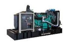 Model K 7-17 Series - Open Frame Industrial Generators