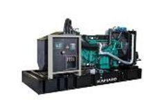 Model K 10-45 Series - Open Frame Industrial Generators