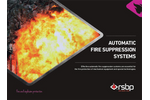 Automatic Fire Suppression Systems - Brochure