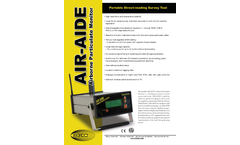 SKC - Model AIR-AIDE - Particulate MonitorBrochure