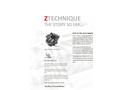 Ztechnique Worldwide Spare Parts Supplier Oil Free Compressors Brochure