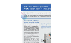 CatGuard - Catfines Measure Device Brochure