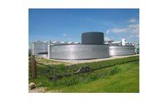 BUCOtank - Model CGS - Corrugated Galvanized Steel Water Storage Systems
