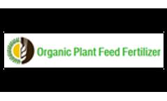 Organic - Organic Plant Feed Fertilizers