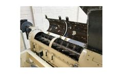 Dominator - Model 1800 - Waste Depackaging Machine