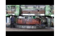 Pressure vessel from Taian Strength Equipments Co, Ltd. Video