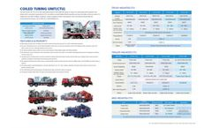 Kerui - Model KTLG - Truck Mounted Coiled Tubing Unit Brochure