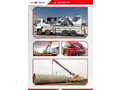 Knuckle - Model 185TM-KÇ -6 - Boom Mobile Cranes Brochure