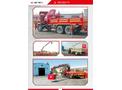 Knuckle - Model 40TM-K 2 - Boom Mobile Cranes Brochure