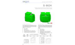 Soggia S-LIFT Wastewater Lifting Station - Brochure