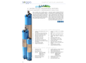 Soggia 6MA 6 inch Water Filled Rewindable Motors - Brochure