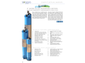 Soggia 8MA 8 inch Water Filled Rewindable Motors - Brochure