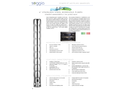 Soggia 6FX 6 inch Stainless Steel Borehole Pumps - Brochure