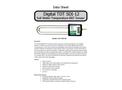 Acclima - Model SDI -12 -TDT Digital Soil Moisture Sensor Data Sheet