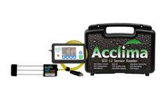 Acclima - Model SDI-12 - Soil Sensor Reader Kit