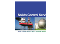 SCS - Industrial Sludge Treatment  Services