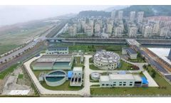 Project Name: Jiangxi Ningdu District Waste Water Treatment Plant