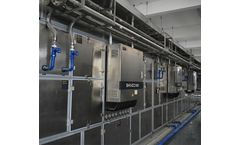 4-Step Wastewater Sludge Treatment Process