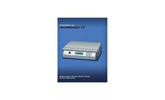 Intox - Model EC/IR II.t - Desktop Breath Testers Brochure