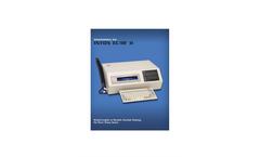 Intox - Model EC/IR II - Transportable Bench-Top Instrument Brochure