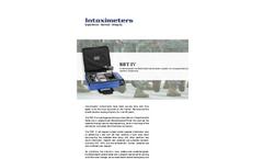 Intoximeters - Model RBT IV - Portable Breath Testers Brochure