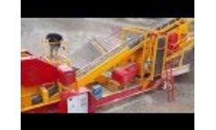 Mobile Stone Crushing Plant General 640  Video
