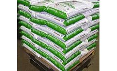 Energy Pellets of America - Model Fifty 40lb - Animal Bedding Pellets - One Ton Pallet