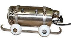 Leachator - Patented Pump Transporters/Carriages