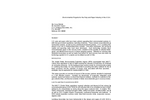 Environmental Projects for the Pulp and Paper Industry in the U.S.A. - Technical Paper