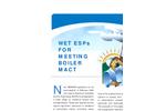 Wet ESPs for Meeting Boiler MACT - Technical Paper