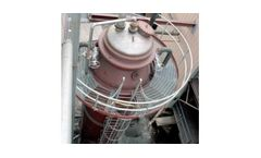 Lundberg - Thermomechanical Pulping (TMP) Heat Recovery System
