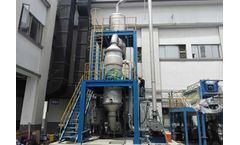 Model MVR - Mechanical Vapor Recompression Evaporator